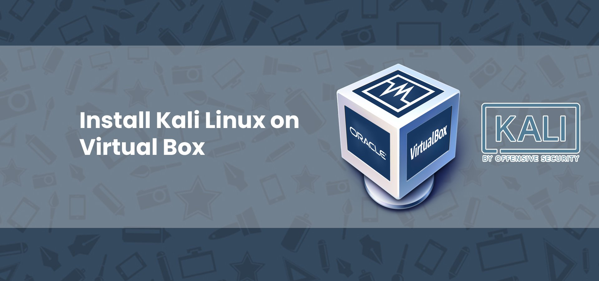 Kali Linux Virtual Box 2019